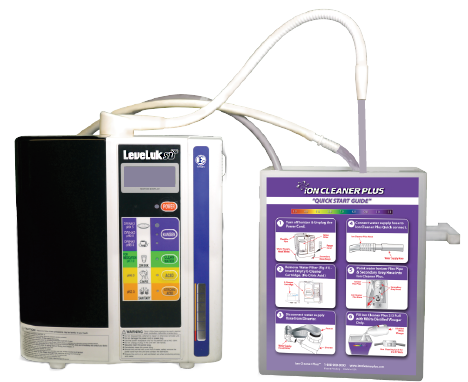 ioncleanerplus machine